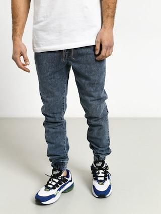Kalhoty Diamante Wear Rm Jeans Jogger (blue)