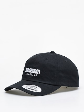 Kšiltovka  MassDnm Classics ZD (black)