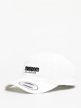 Kšiltovka  MassDnm Classics ZD (white)
