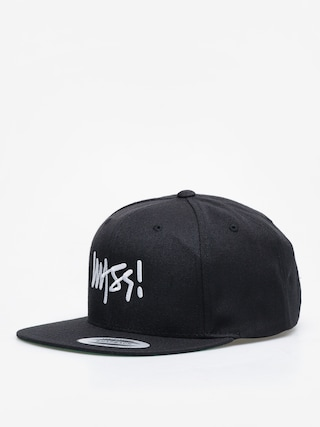 Kšiltovka  MassDnm Signature ZD (black)