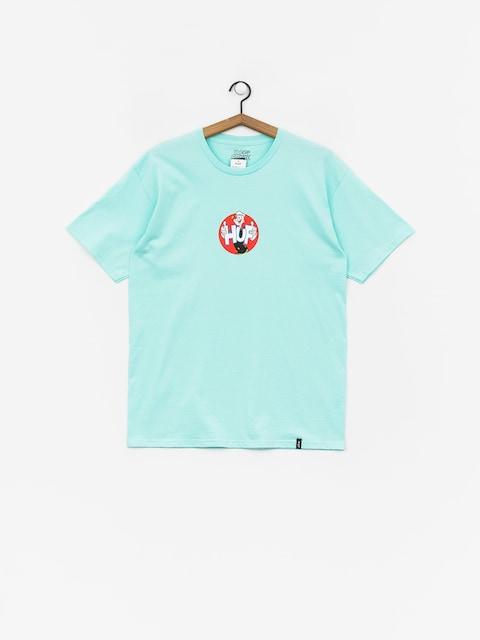 Tričko HUF Popeye Huf Show (mint)