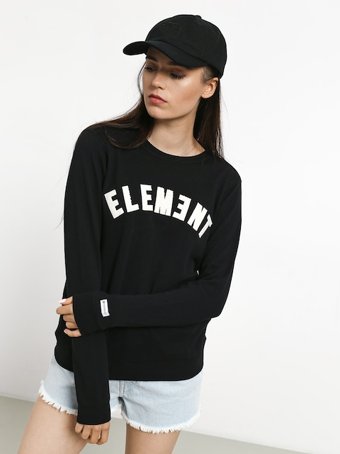 Mikina Element Logo Fleece Wmn