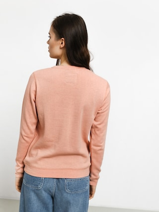 Mikina Element Logo Fleece Wmn (peach)