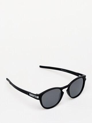 Sluneční brýle Oakley Latch (matte black/prizm black iridium)