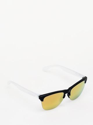 Sluneční brýle Oakley Frogskins Lite (matte black/prizm rose gold)