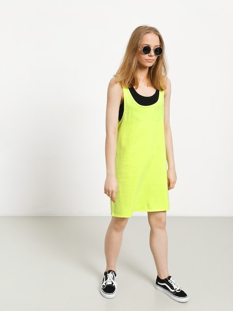 Šaty  Volcom Neon And On Dress Wmn (nny)
