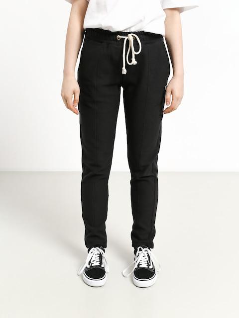 Kalhoty Champion Premium Straight Hem Pants Wmn (nbk)