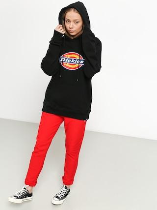Kalhoty Champion Premium Straight Hem Pants Wmn (hrr)