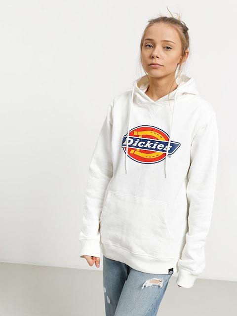 Mikina s kapucí Dickies Nevada HD Wmn (white)
