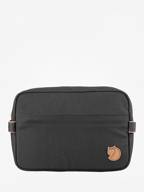 Kosmetická taška Fjallraven Travel Toiletry (dark grey)