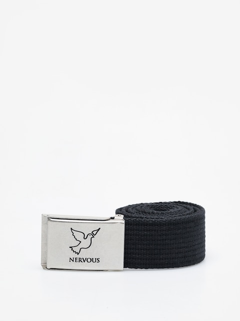 Pásek Nervous Icon (black/silver)