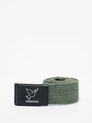 Pu00e1sek Nervous Icon (olive)