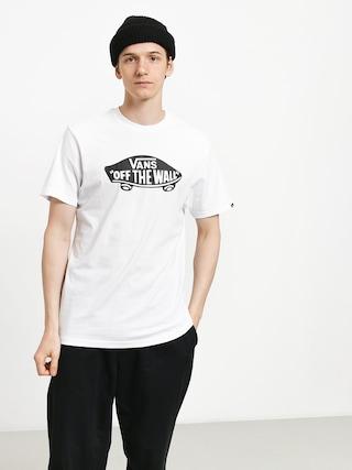 Tričko Vans OTW (wht/blk)