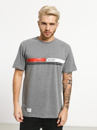 Tričko Elade Lines (grey)