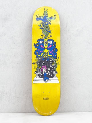 Deska Polar Skate Hjalte Halberg Dragon Gate (yellow)