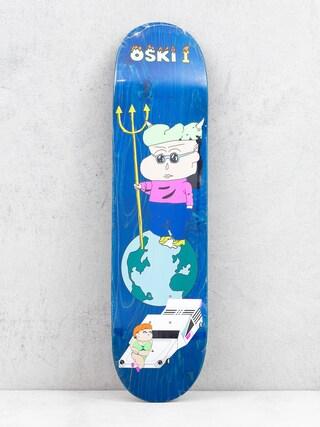 Deska Polar Skate Oskar Rozenberg Oski 1 (blue)