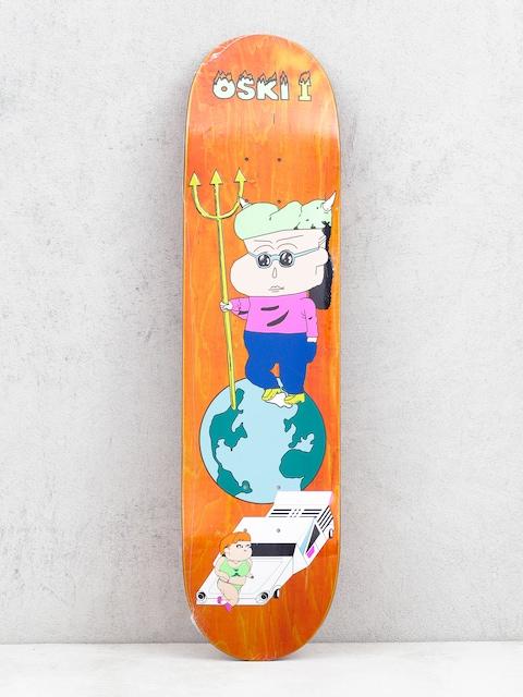 Deska Polar Skate Oskar Rozenberg Oski 1 (orange)