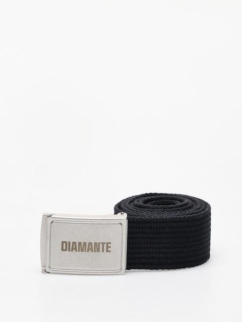 Pásek Diamante Wear Belty (black)