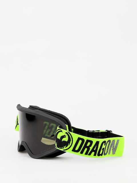 Brýle na snowboard Dragon MXV (break green/lumalens jet)