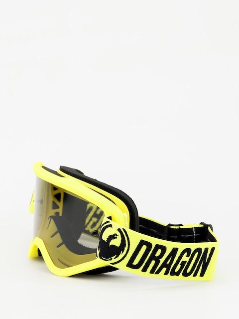 Brýle na snowboard Dragon MXV (highvis/smoke)