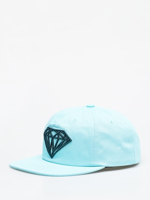 Kšiltovka Diamond Supply Co. Brilliant Unconstructed ZD (diamond blue)