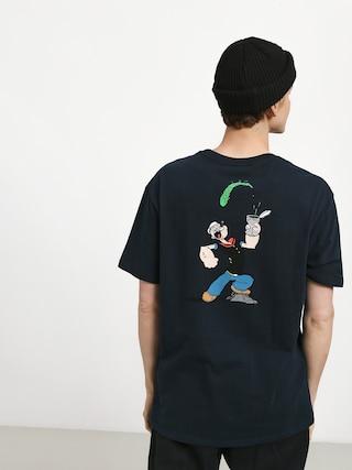 Tričko HUF Popeye (navy)