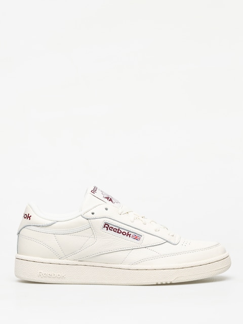Boty Reebok Club C 85 Mu (chalk/paperwhite/mar)