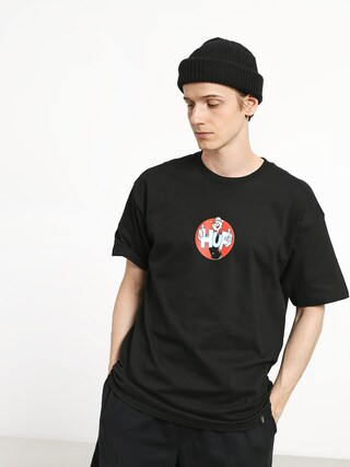 Tričko HUF Popeye Huf Show (black)