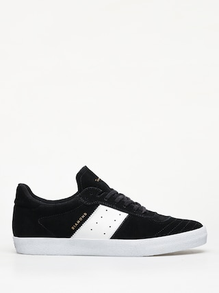 Boty Diamond Supply Co. Barca Suede (black)