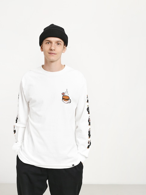 Triko HUF Wimpy (white)