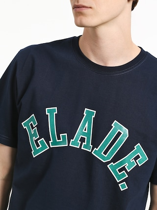 Tričko Elade College (navy)