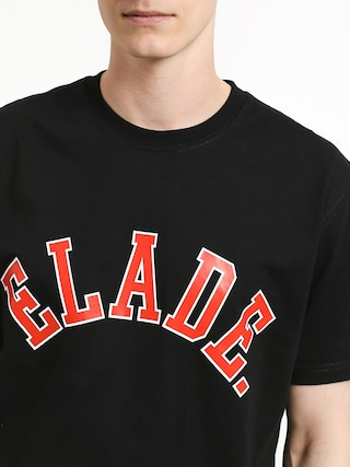 Tričko Elade College (black)