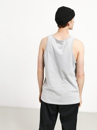Tričko MassDnm Signature Medium Logo (light heather grey)