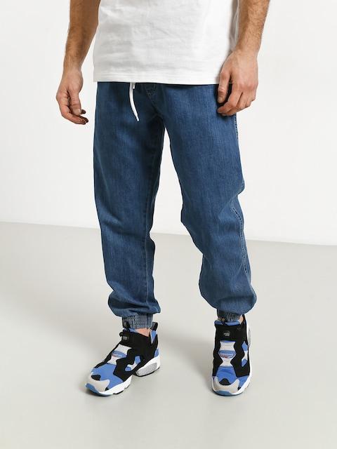 Kalhoty El Polako Handmade Jogger (blue)