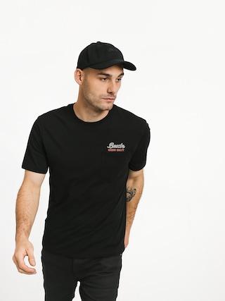 Tričko Brixton Sprint Pkt (black)