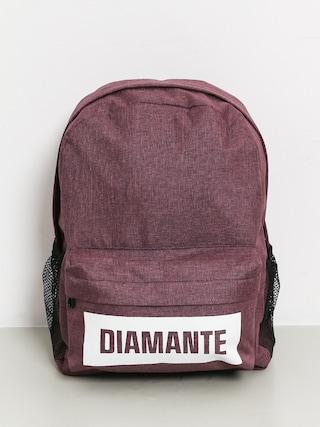 Batoh Diamante Wear Boxlogo (burgundy jeans)