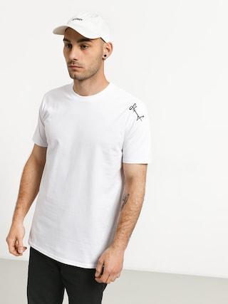 Tričko Stoprocent Base Smalltag (white)