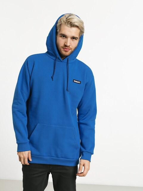 Mikina s kapucí Diamante Wear Basic HD (blue)