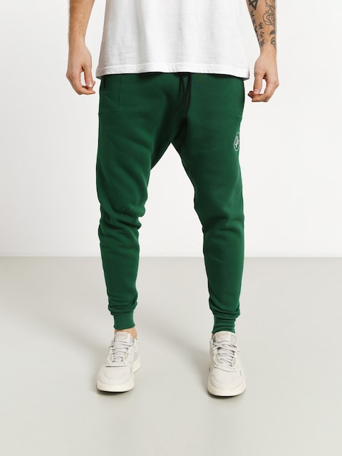 Kalhoty Diamante Wear Di Hipster Haft Drs (bottle green)