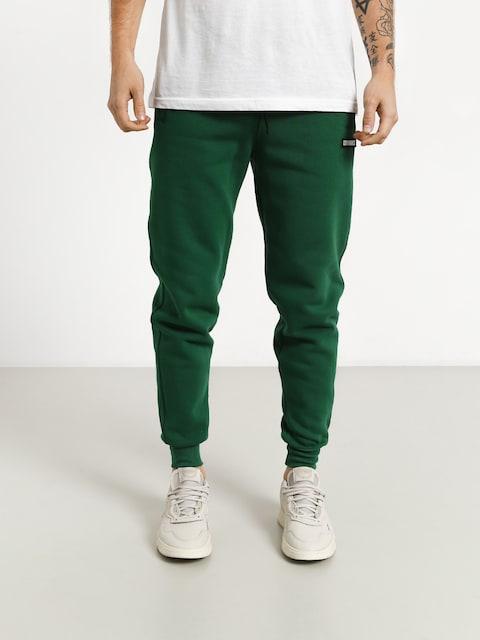 Kalhoty Diamante Wear Di Drs (bottle green)