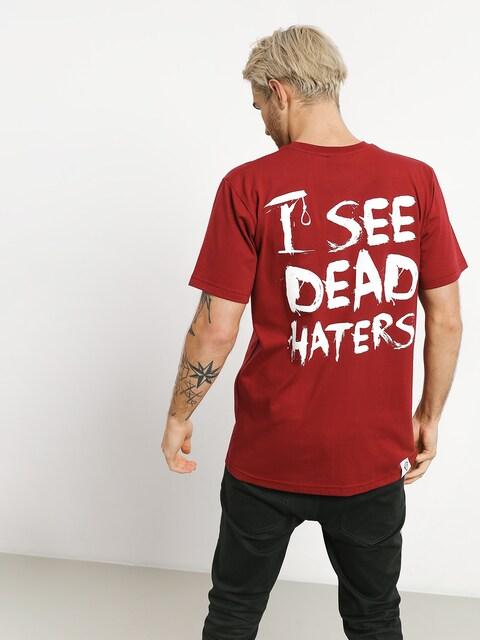 Tričko Diamante Wear I See Dead Haters