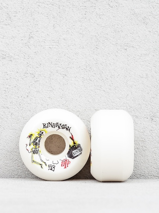 Kolečka Bones Bingaman Zapped Streettech Formula V5 (white/black)
