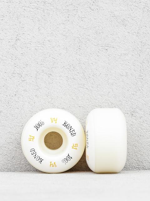 Kolečka Bones 100 12 Og Formula V4 (white)
