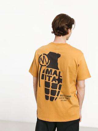 Tričko Malita Grenade (honey)