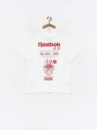 Tričko Reebok Cl Itl Noodles Tee (white)