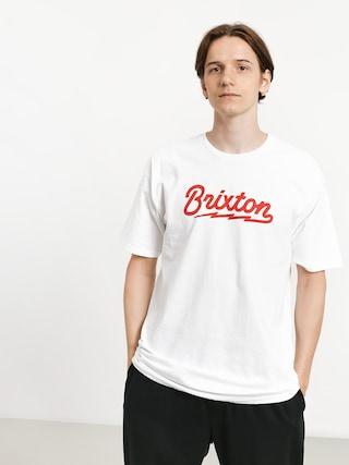 Tričko Brixton Dory Stt (white)