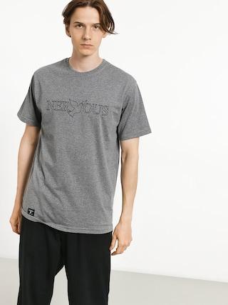 Tričko Nervous Classic (grey)