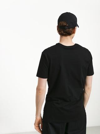 Tričko Stoprocent Base Tag (black/black)