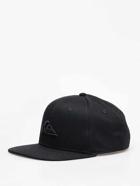 Kšiltovka  Quiksilver Chompers ZD (black)