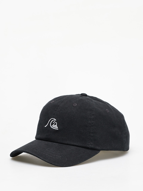Kšiltovka  Quiksilver Rad Bad Dad ZD (black)